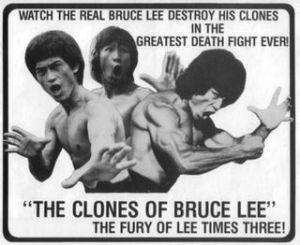 Imitadors Bruce Lee