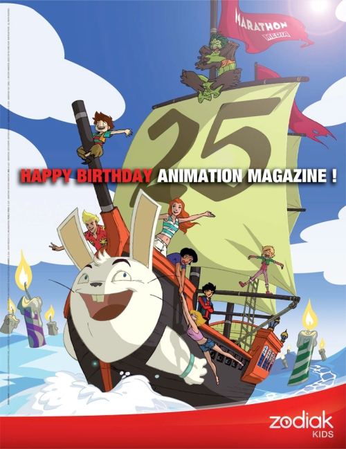 Animation Magazine April/May 2012 # 220