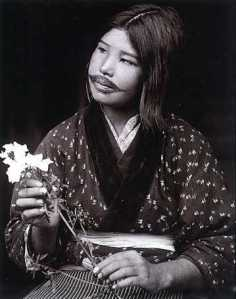 ainu_tattooed_moustache