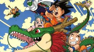 """Anime """"Bola de Dragón""""."""