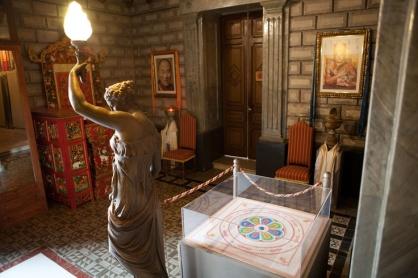 Mandala del Palau Novella