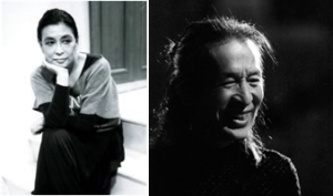 Yoko Komatsubara y Shôji Kojima