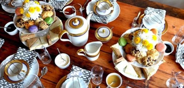 Afternoon Tea. Font: Un mundo de Infusiones