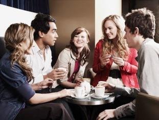 Gent jove bebent te. Font: Wild Tea Qi
