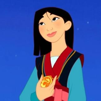 4. Mulan (cut)