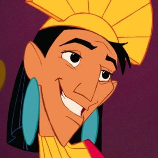 5. Kuzco (cut)